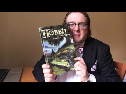 Buchkritik: Der Hobbit als Comic