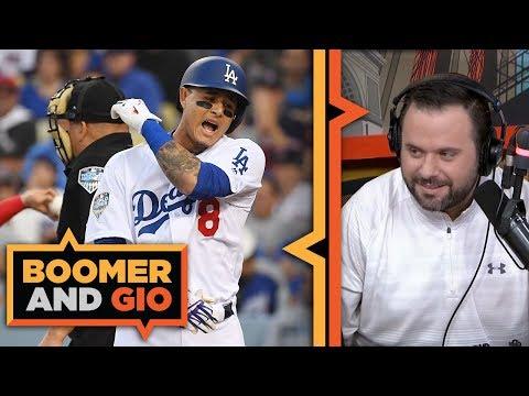 Video: Manny Machado WON'T take White Sox deal   Boomer & Gio