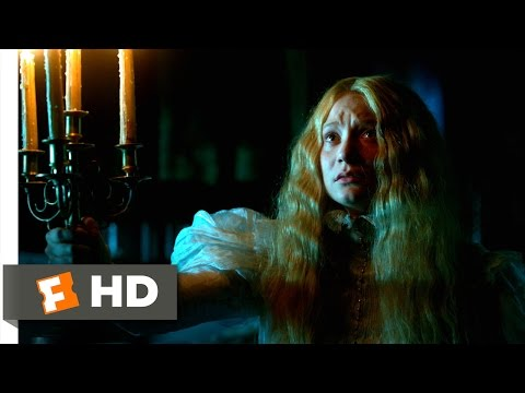 Crimson Peak (2/10) Movie CLIP - His Blood Will Be on Your Hands (2015) HD