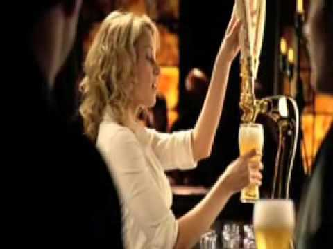 Budweiser commitment – funny television advert