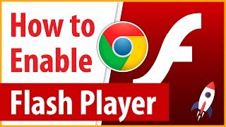 How to Enable Adobe Flash Player on Chrome  How to Enable Adobe Flash Player in Google Chrome - QUICK and EASY!!!========== HOW TO DOWNLOAD ADOBE FLASH PLAYER.: https://www.youtube.com/watch?v=fTcuZ3SLXns&index=1&list=PLrk9gqvawsdxius_KvI9bHEpa7DYfEyK-========== FACEBOOK.: https://www.facebook.com/Aprendarapidotutoriais/========== BLOG.: https://aprendarapidotutoriais.blogspot.com.br/======================================================NEW CHANNEL OF TUTORIALS (MY SECOND CHANNEL) - Click here to know and support the new channel!!!Multz Tutorials.: https://www.youtube.com/channel/UCjdHxZ_AztODp-50iGjoD9w=== Do not forget to subscribe to the channel. :D  :D  :D