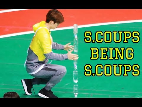 😁S.Coups Being S.Coups For 7 Minutes Straight😁 [Seventeen]