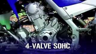 5. 2014 Yamaha Raptor 700