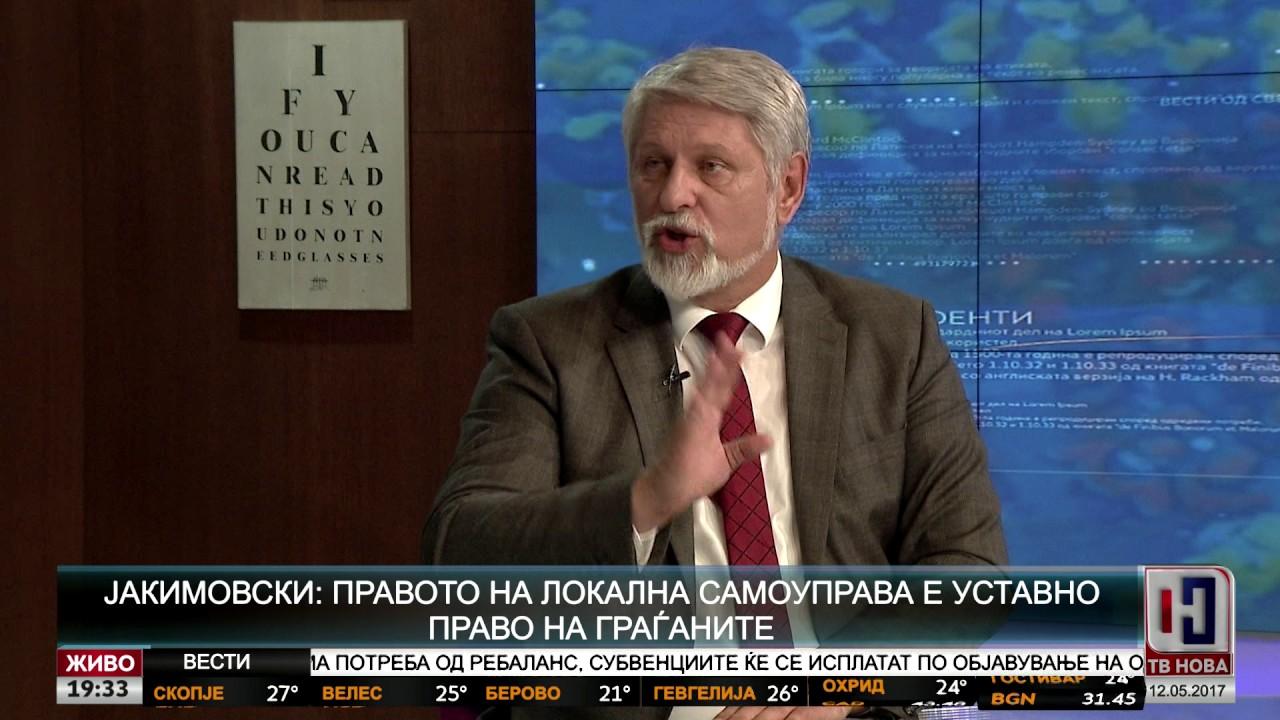 Интервју со Стевчо Јакимовски – градоначалник на Општина Карпош