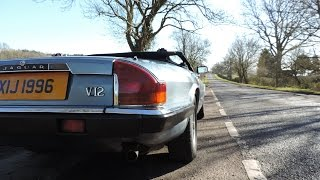 We drive Great Escape's consummate cruiser. Full review at http://classiccarsdriven.com