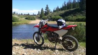 7. Tribute to my 2004 Honda CRF 150