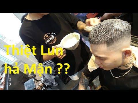 Andy Vu đi nhuộm tóc , rạch chân mày + ridetalk (Vlog 121) - Thời lượng: 24:00.