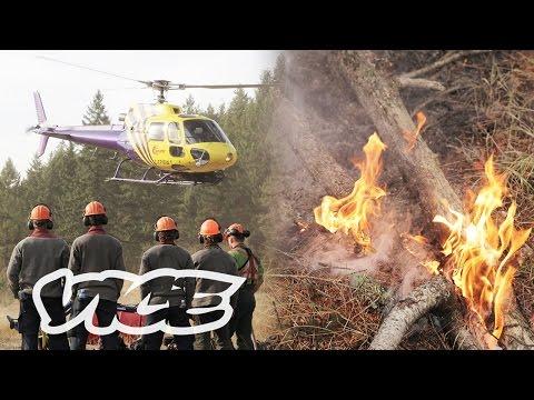 Status profundos - British Columbia Is Burning
