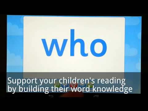 Video of 300 High Frequency Words DEMO