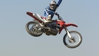 9. 2006 Honda CRF450R - Motocross Comparison - MotoUSA