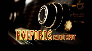 Halfords. Radio Spot.