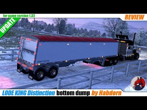 Lode King Distinction Bottom Dump by Habdorn
