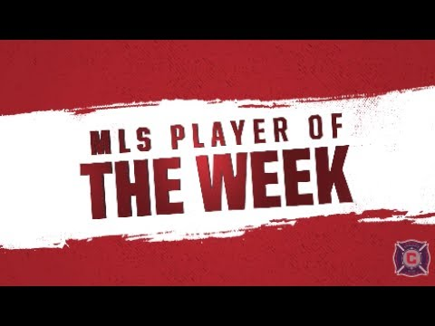 Video: Hat trick, assist earn David Accam MLS Player of the Week honors