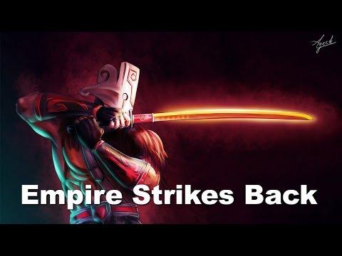 TI5 Dota 2: Đội Empire thực hiện pha RAMPAGE đầu tiên của giải đấu