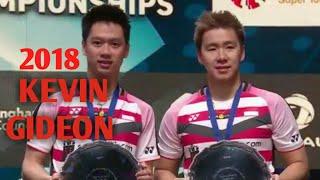 Video Skill-skill Kevin sanjaya s/Marcus f Gideon | sepanjang 3 tournament yang diikuti MP3, 3GP, MP4, WEBM, AVI, FLV Februari 2019