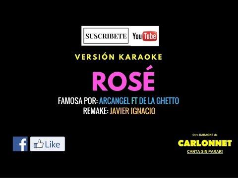 Arcangel & De La Ghetto_Rosé