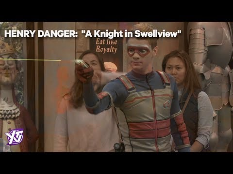 """Henry Danger/Knight Squad Crossover 