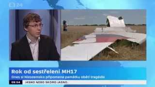 Rok od sestřelení MH17