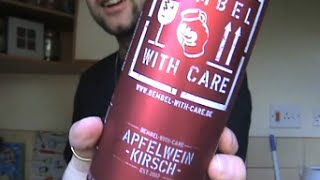 The Cider Drinker - Bembel-With-Care Apfelwein Kirsch