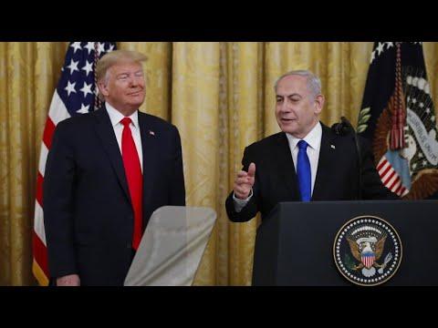 Naher Osten: Kernpunkte aus Trumps Nahost-Plan