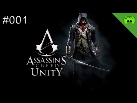 Assassins Creed: Unity # 001 - Let's Play Helix «» Let's Play AC: Unity | FULLHD