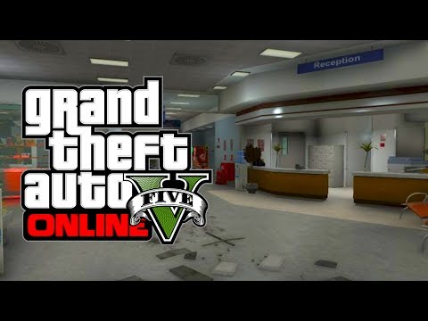 hospital - GTA 5 Online Secret Spots- Hospital! (GTA V) ○Win GTA 5, Elgato & More From Me!! http://bit.ly/WinGTA ○Help Me Reach 200k! http://bit.ly/Sub2James GTA Online...