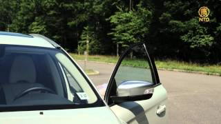 2012 Volvo XC60 R-Design Test Drive/沃爾沃 XC60 R-Design試駕