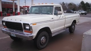 Afuel, LLC converts a 1978 Ford Pickup to run LPG Propane or gasoline. This is an inexpensive conversion that will finally let you drive the ole beast again. http://www.useAfuel.com