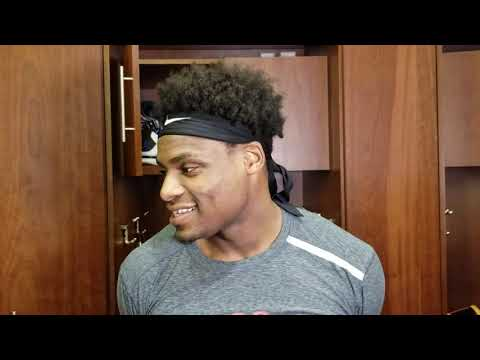 Danuel House Jr. on returning to the Rockets