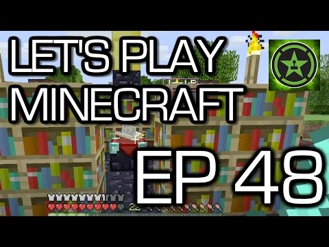 lets play - Geoff, Jack, Michael, Gavin, Ray and Ryan finish up the Enchantment Challenge. Who will have the most powerful bow?