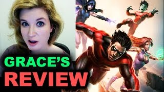 Teen Titans The Judas Contract Movie Review