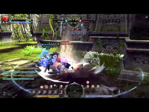 Dragon Nest「2014」- [Level 80 cap] Majesty vs Ripper