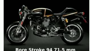 5. Ducati Sport Classic 1000 Features and Walkaround