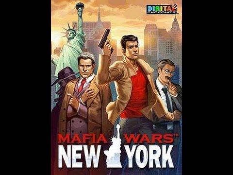 Mafia Wars New York GSM Java Mobile Phone Game