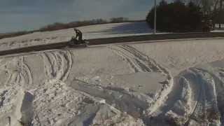 7. First season on a sled