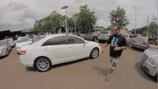 Autoline's 2010 Toyota Camry LE Walk Around Review Test Drive