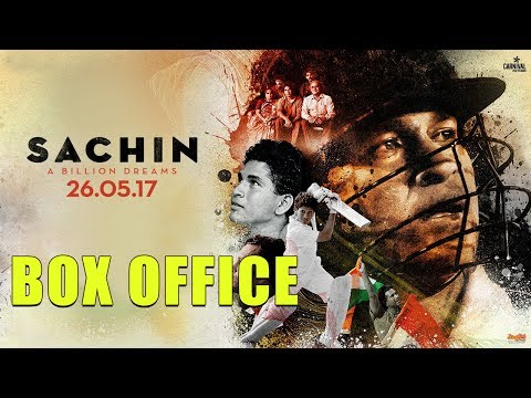 BOX OFFICE: Sachin: A Billion Dreams Hits The Righ