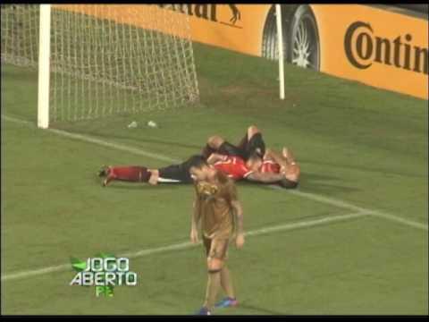 Defesas de Magrão coloca o Sport na próxima fase da Copa do Brasil