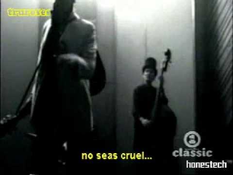 Elvis Presley - Don't be cruel (traducido)