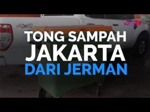 Tong Sampah Jakarta Dari Jerman