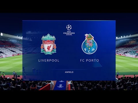 Liverpool Vs FC Porto 2-0 | UEFA Champions League - Quarter-final | 09.04.2019