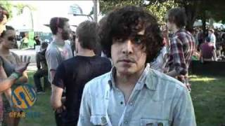 Pitchfork Music Festival 2010: Neon Indian Mastermind Alan Palomo Records With Ableton, Analog Synth