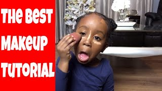 Video 4 year old makeup tutorial (obviously just for fun ) MP3, 3GP, MP4, WEBM, AVI, FLV Januari 2018