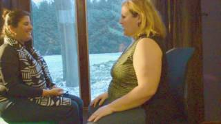 Dr. Jamie Marich chats with her pal Irene Rodriguez (a Dancing Mindfulness trainer/affiliate) about the EMDR training with Jamie that Irene is organizing in her native Puerto Rico. Irene demonstrates a version of the Calm Safe Place exercise with Jamie using a Spanish-English combination to present the skill.