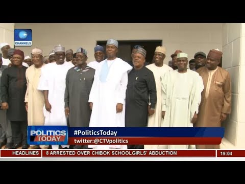 Saraki, Ahmed, Tambuwal Meet PDP Leaders |Politics Today|