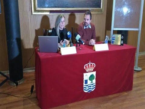 Presentación CD «Agrupaciones Isleñas en el Falla»