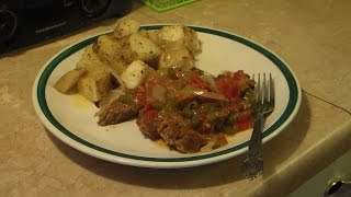 Swiss Steak, Another take on classic steak.