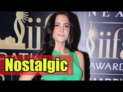 Elli Avram Gets Nostalgic When Asked About IIFA 20