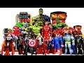 Download Lagu Thanos Army vs Avengers Battle! Go~! Hulk, Iron Man, Spider-Man, Captain America, Thor,  Hulkbuster Mp3 Free