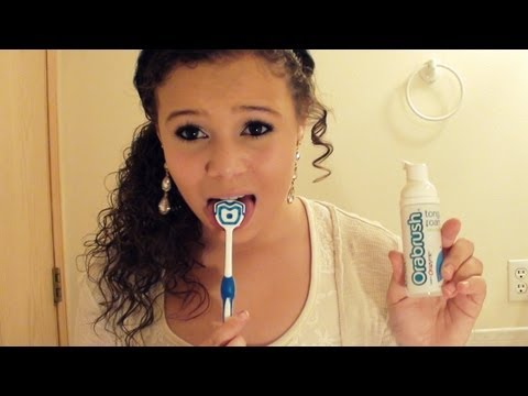 How To Get Rid Of Bad Breath!